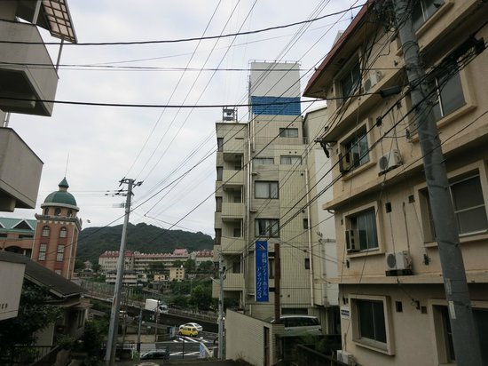 Nagasaki City Hotel Annex 3 : building