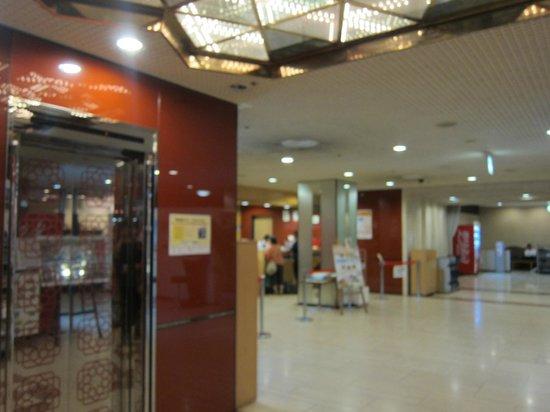 Nagasaki Washington Hotel: entrance