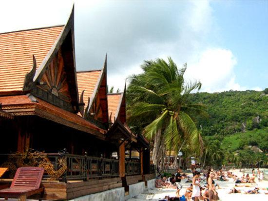 Sunrise Resort : Haad Rid Beach