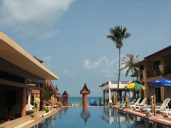 Sunrise Resort : Swiming Pool