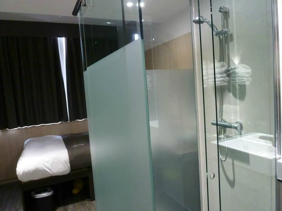 Z Hotel Liverpool : Shower