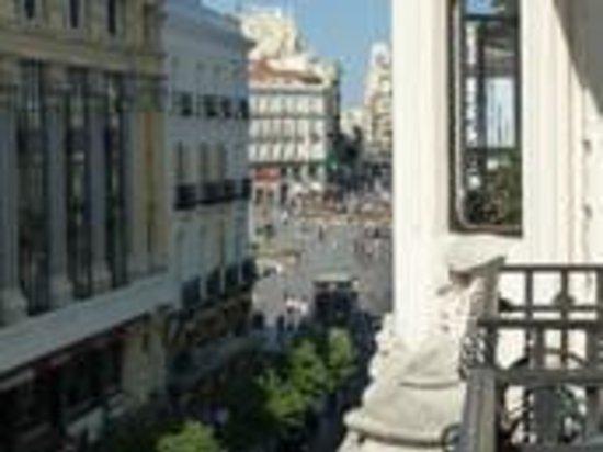 Hostal Mayor: Puerta del Sol