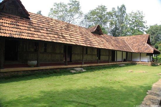Rajakkad Estate: Exterior