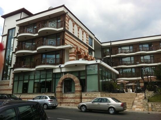 The Mill Hotel & Restaurant : сам отель