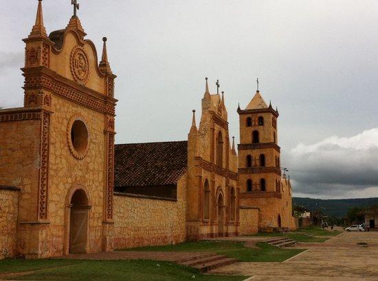Jesuit Missions of the Chiquitos : San José