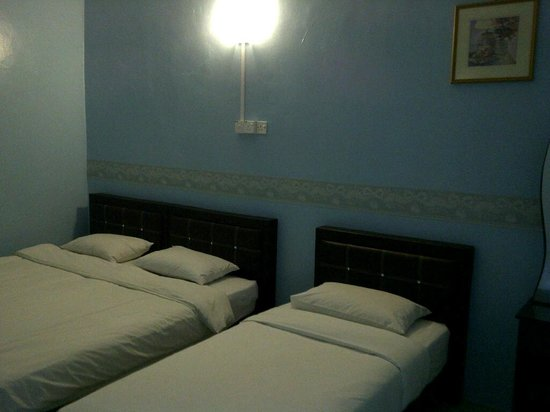 The Travelers Hostel & Guest House: Family Room
