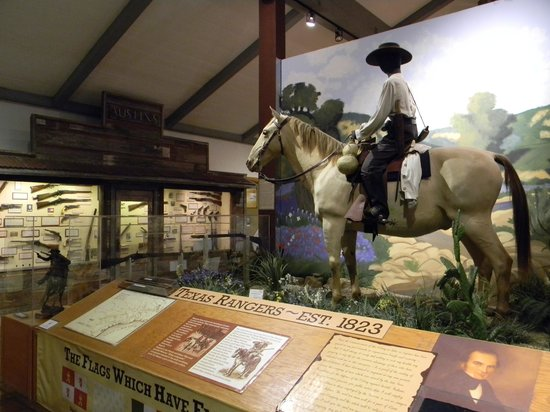 Texas Ranger Hall of Fame and Museum: Texas Ranger Museum 2