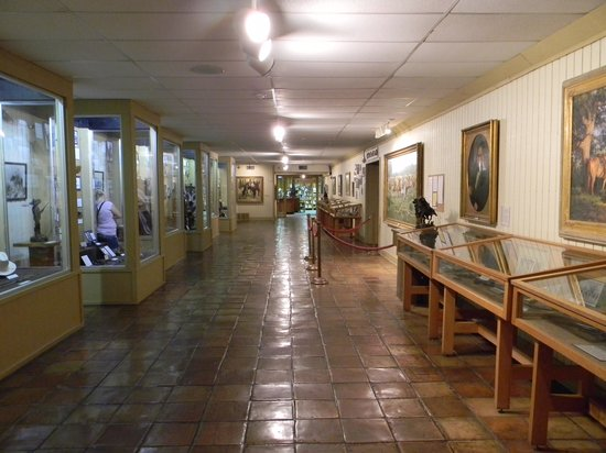 Texas Ranger Hall of Fame and Museum: Texas Ranger Museum 4