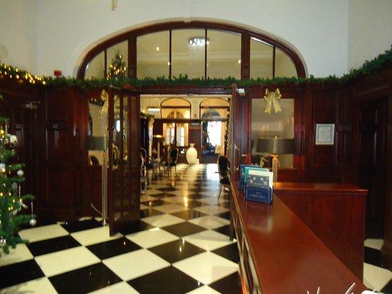 The Atlantic Hotel: Hotel Area