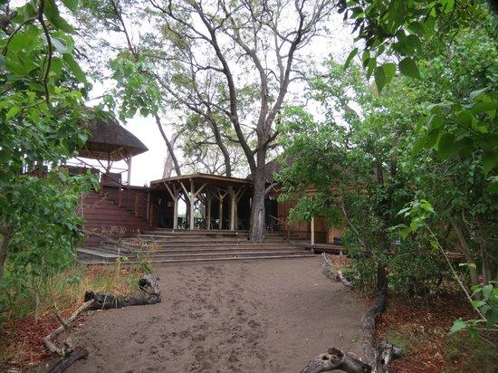 andBeyond Xudum Okavango Delta Lodge: Accommodation lodge
