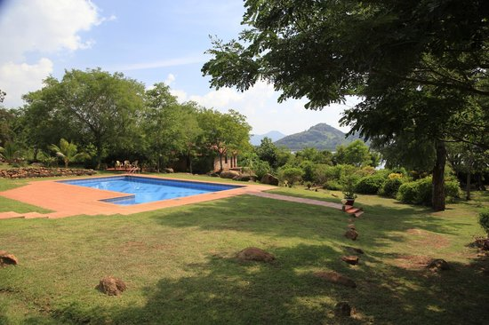 Lakeside Guest House: Lovely Pool