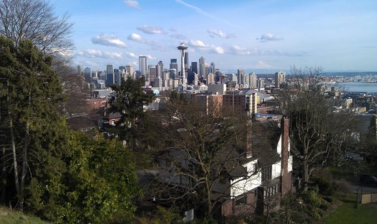 Seattle Skyline from Kerry Park, Queen Anne