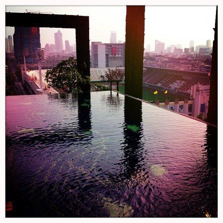 Siam@Siam Design Hotel Bangkok: The beautiful pool