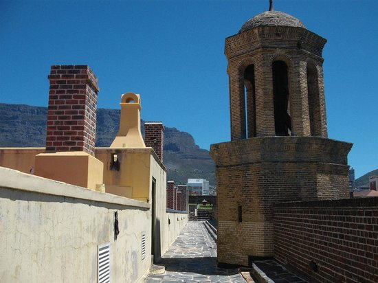 Castle of Good Hope: Bell tower