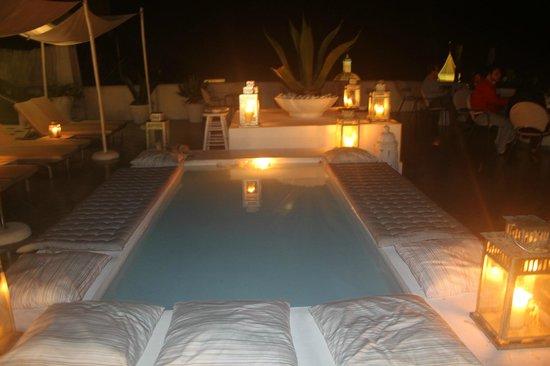 Hotel Le Fioriere: Die Dachterasse