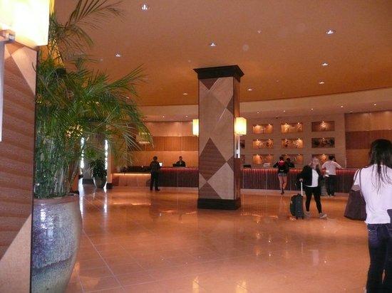 Hilton Orlando Bonnet Creek : Hotel Lobby