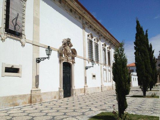 Museu de Aveiro : Entrada do museu