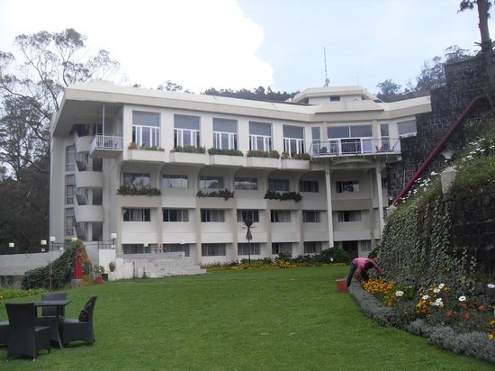 Sinclairs Retreat Ooty: Hotel