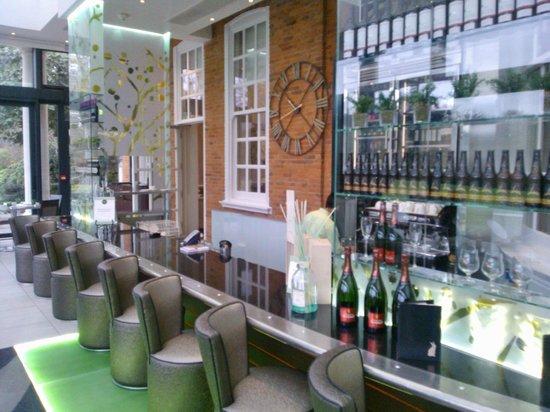 Hotel du Vin Wimbledon: Orangery