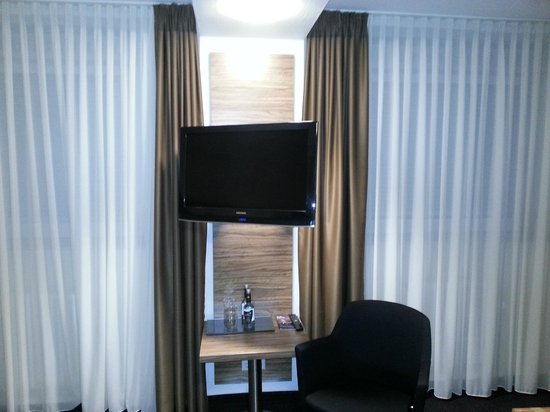 Hotel GENO des BWGV: Flat-TV