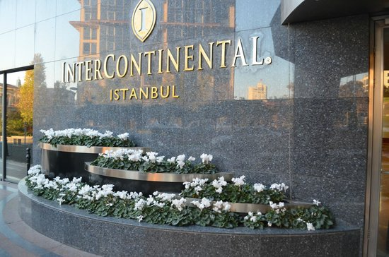 InterContinental Istanbul: Exterior