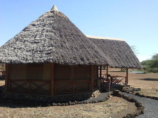 Severin Safari Camp: Huisje