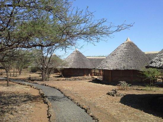 Severin Safari Camp: Huisjes