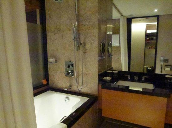Lotte Hotel Seoul : バスルーム