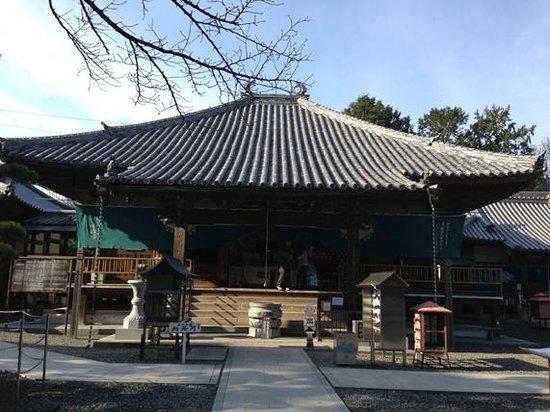 Daikoji Temple : 本堂