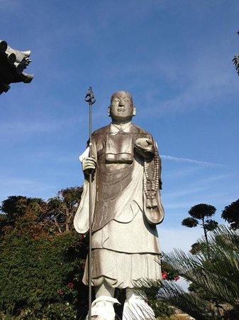 Daikoji Temple : 大師像