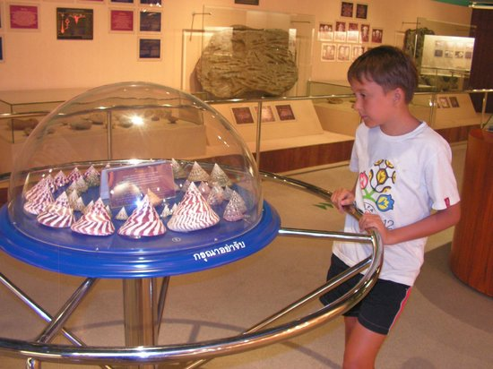 Phuket Seashell Museum : Поменьше и покрасивее