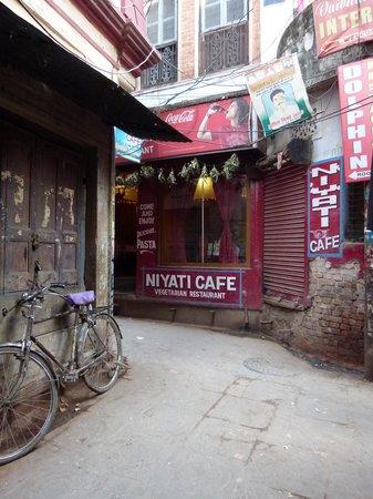 Niyati Cafe: Niyati Café, Varanasi
