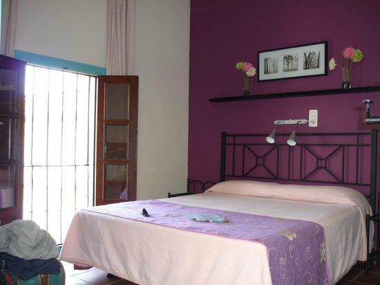Hotel Patio de las Cruces: Stanza