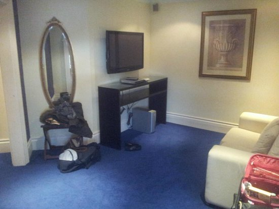 Muckross Park Hotel & Spa: Living Area