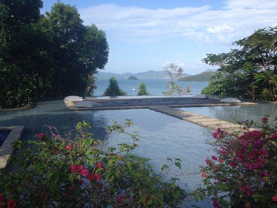 Sri Panwa Phuket: Private yoga classes take place here