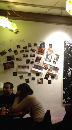 Frida : Photos wall