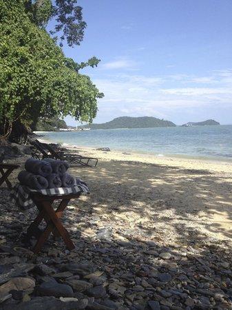 Sri Panwa Phuket: The beach
