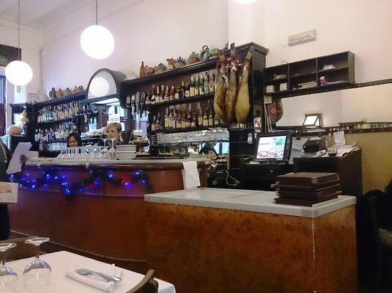 Restaurante Ponsa: Interior del local