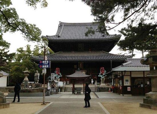 Sohonzan Zentsuji Temple: 本堂