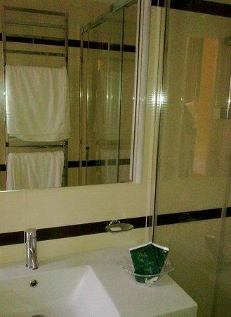 Hotel Sonya: Зеркало в ванной №552
