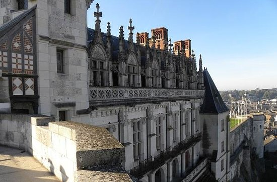 Loire Valley - Day Tours : アンボワーズ城
