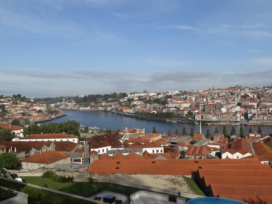 The Yeatman : Gaia et le Douro