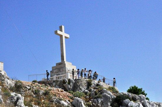 Mount Srđ : Vistas