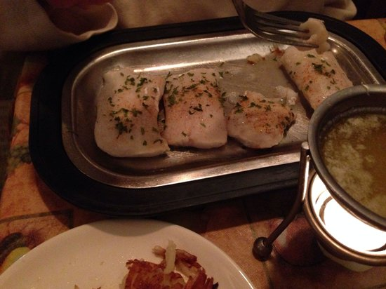 Buddy's Clubhouse: Baked cod