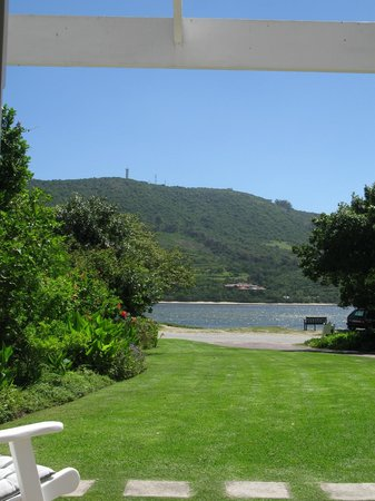 The Knysna Belle: View from Nautilus room