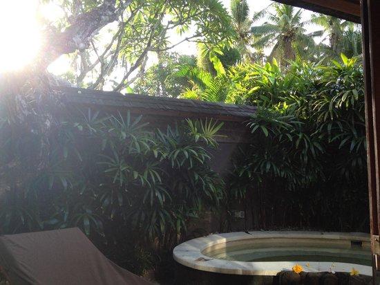 Jamahal Private Resort & SPA: Jacouzzi prive