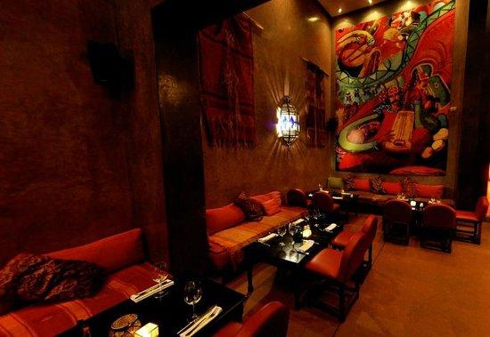L'Etoile du Plazza : Lounge