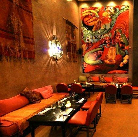 L'Etoile du Plazza : Restaurant