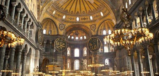 Istanbul Violet Apartments: Hagia Sophia Museum