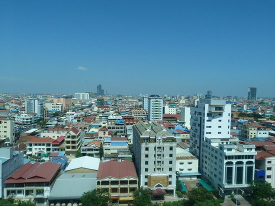 InterContinental Phnom Penh: Room view